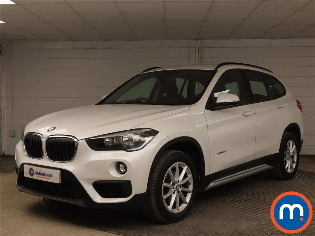 BMW X1 sDrive 18d SE 5dr - Stock Number 1177152 Passenger side front corner