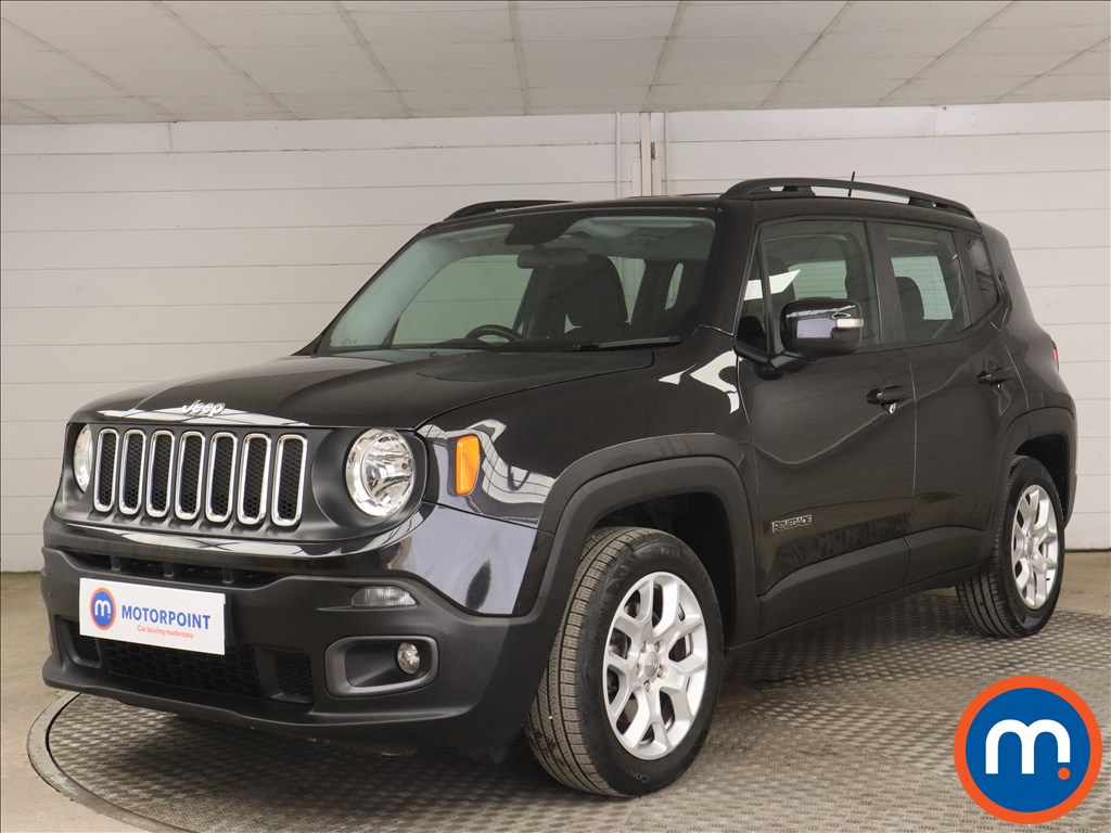 Jeep Renegade 1.6 E-torQ Longitude 5dr - Stock Number 1173294 Passenger side front corner
