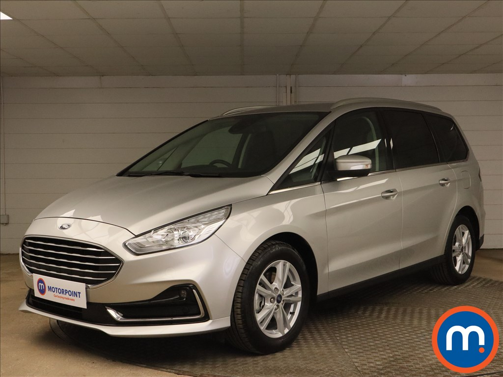 Ford Galaxy 2.0 EcoBlue 190 Titanium 5dr Auto - Stock Number 1183307 Passenger side front corner