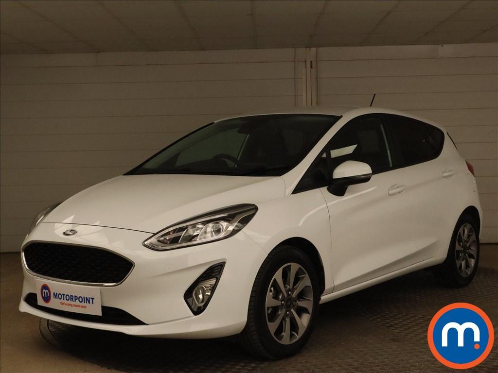 Ford Fiesta 1.1 Trend Navigation 5dr - Stock Number 1175945 Passenger side front corner