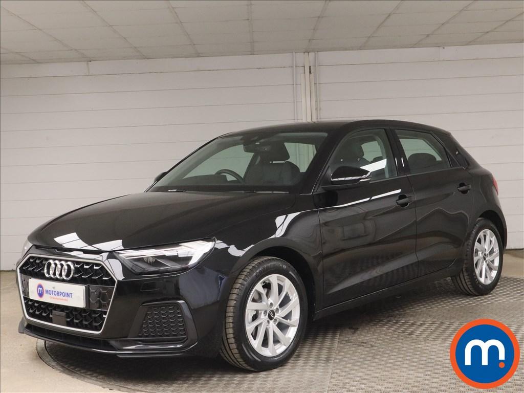 Audi A1 30 TFSI 110 Sport 5dr - Stock Number 1187046 Passenger side front corner