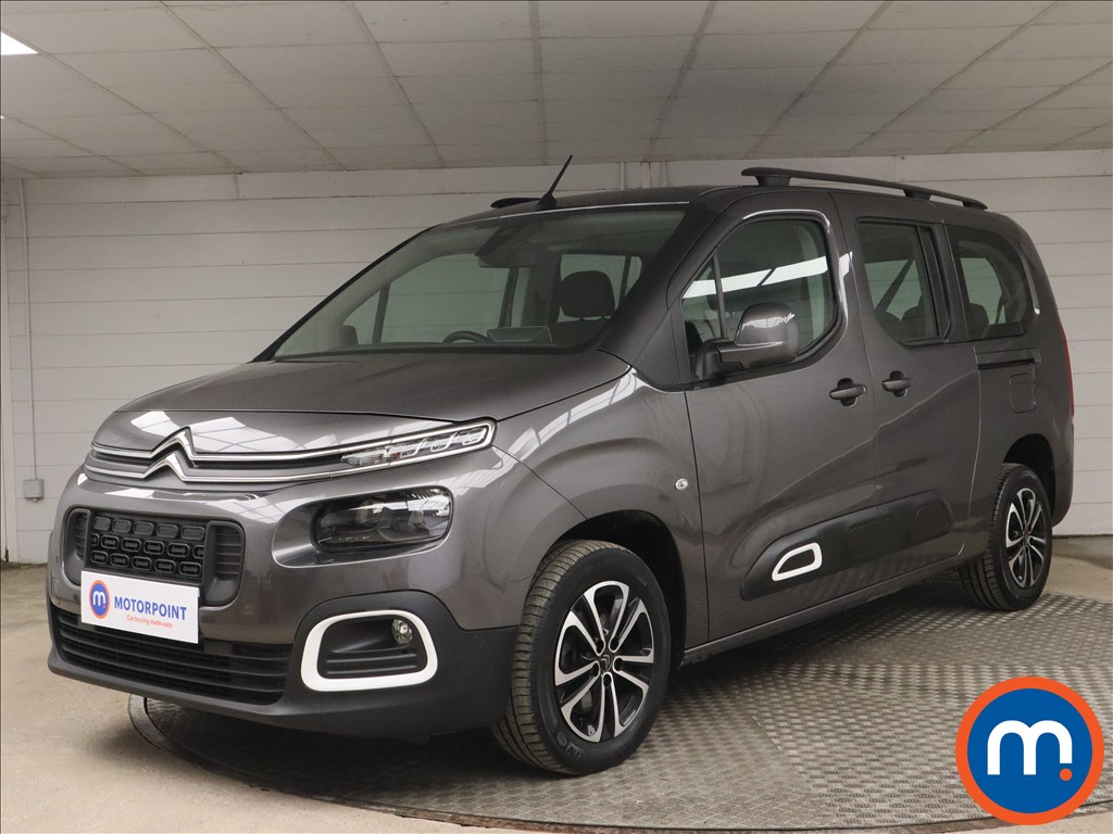 Citroen Berlingo 1.5 BlueHDi 100 Flair XL 5dr [7 seat] - Stock Number 1183557 Passenger side front corner