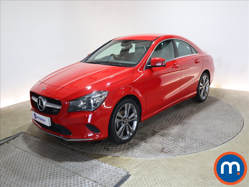 Mercedes-Benz CLA CLA 180 Sport 4dr Tip Auto - Stock Number 1186468 Passenger side front corner