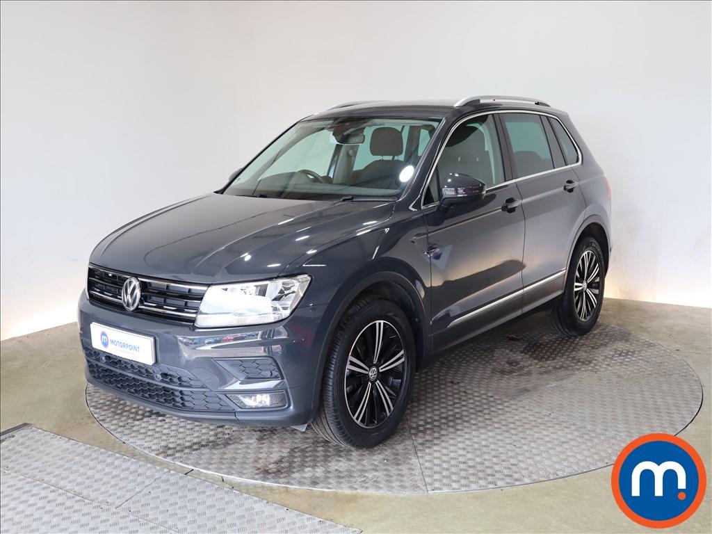 Volkswagen Tiguan 2.0 TDi 150 SE Nav 5dr - Stock Number 1183722 Passenger side front corner