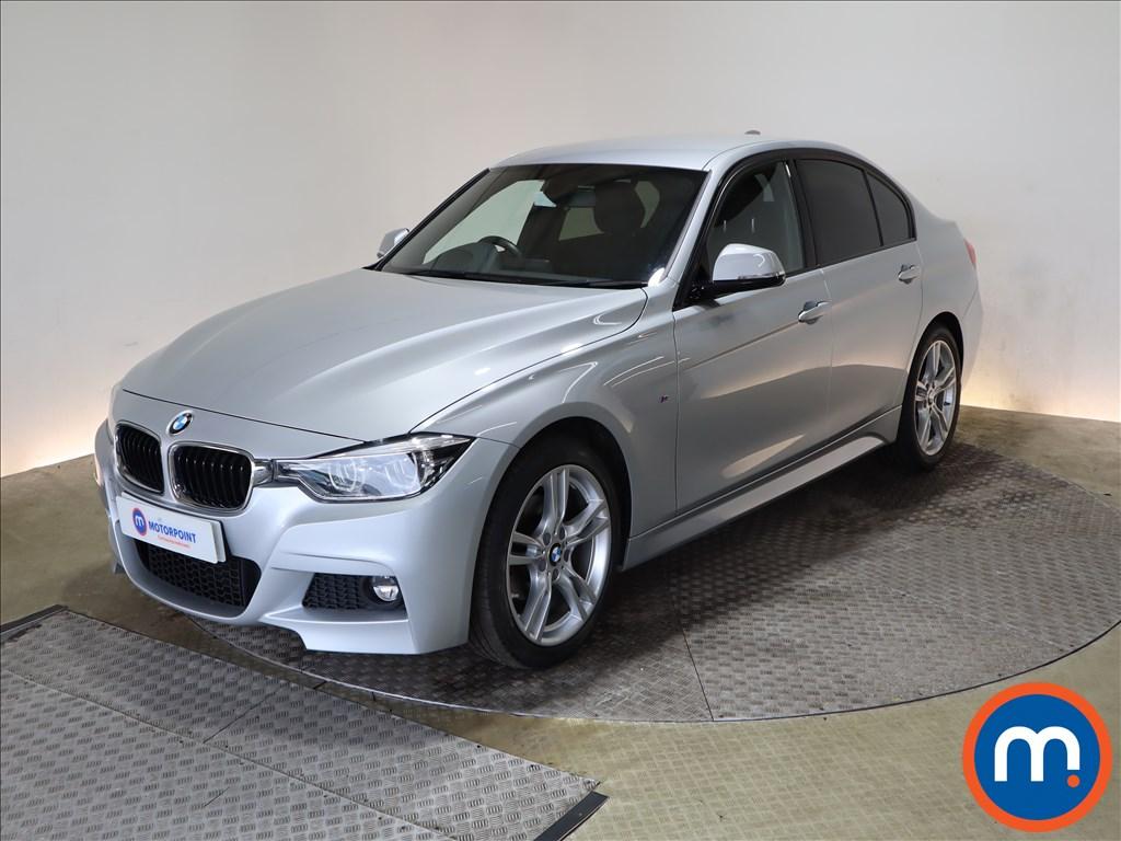 BMW 3 Series 320i M Sport 4dr Step Auto - Stock Number 1181096 Passenger side front corner
