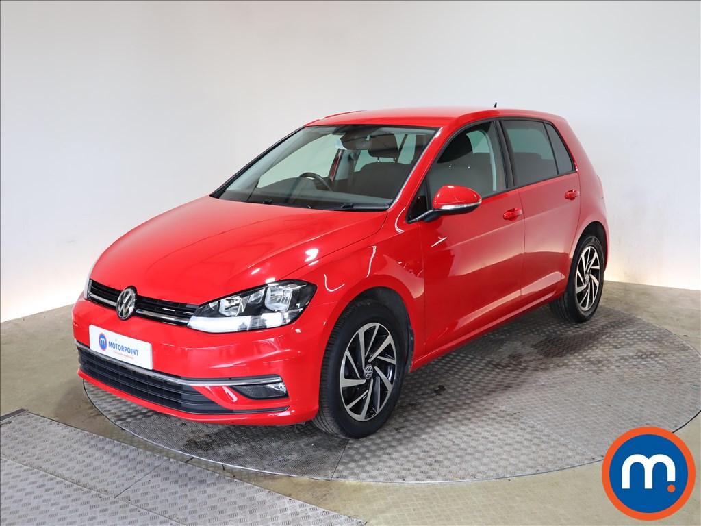 Volkswagen Golf 1.0 TSI 115 Match 5dr DSG - Stock Number 1187325 Passenger side front corner