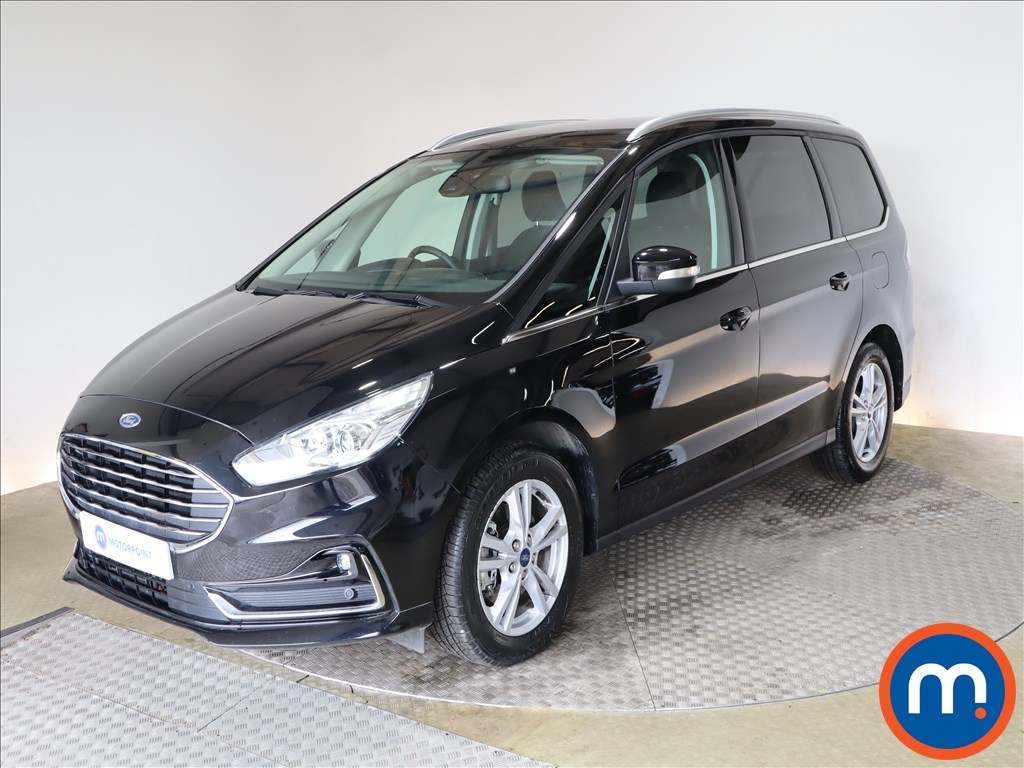 Ford Galaxy 2.0 EcoBlue 190 Titanium 5dr Auto - Stock Number 1183295 Passenger side front corner