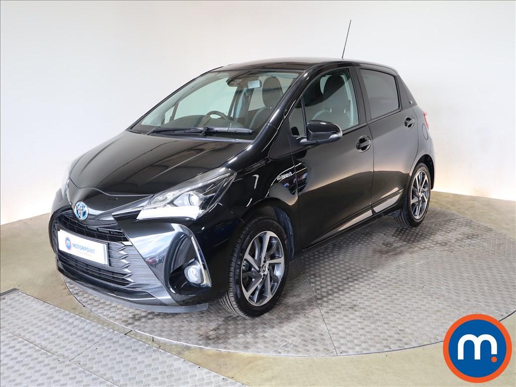 Toyota Yaris 1.5 Hybrid Y20 5dr CVT [Mono-tone] - Stock Number 1181851 Passenger side front corner
