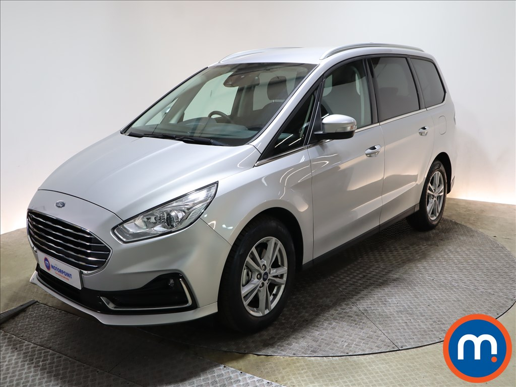 Ford Galaxy 2.0 EcoBlue 190 Titanium 5dr Auto - Stock Number 1183309 Passenger side front corner