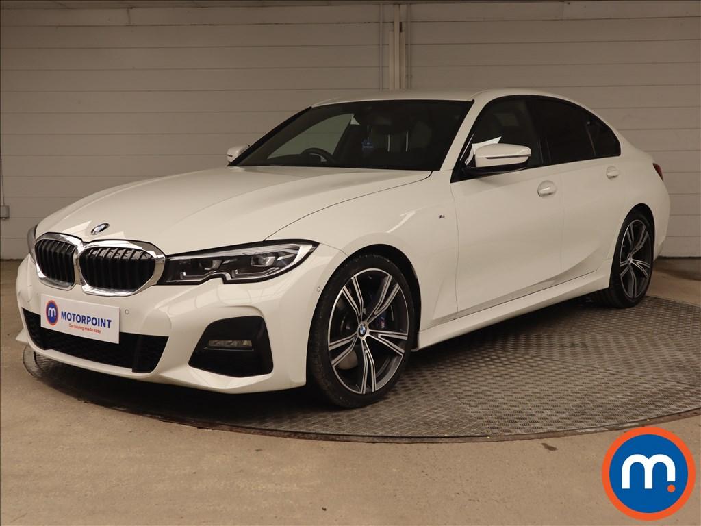 BMW 3 Series 330i M Sport 4dr Step Auto - Stock Number 1186787 Passenger side front corner