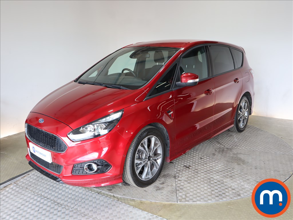 Ford S-Max 2.0 EcoBlue 190 ST-Line 5dr Auto - Stock Number 1187762 Passenger side front corner