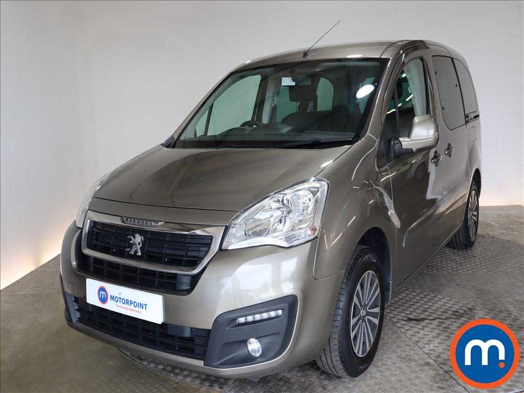 Peugeot Partner Tepee 1.6 BlueHDi 100 Active 5dr ETG - Stock Number 1193104 Passenger side front corner