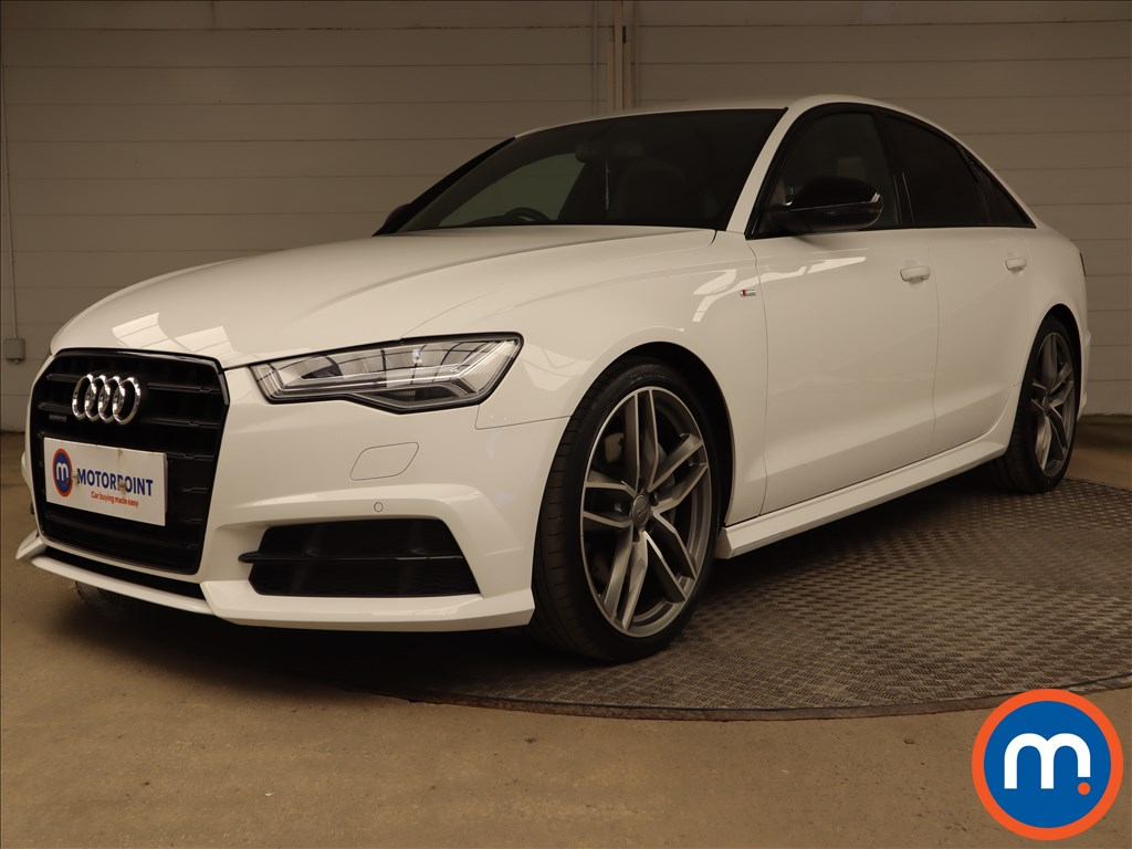 Audi A6 3.0 TDI [272] Quattro Black Edition 4dr S Tronic - Stock Number 1186807 Passenger side front corner