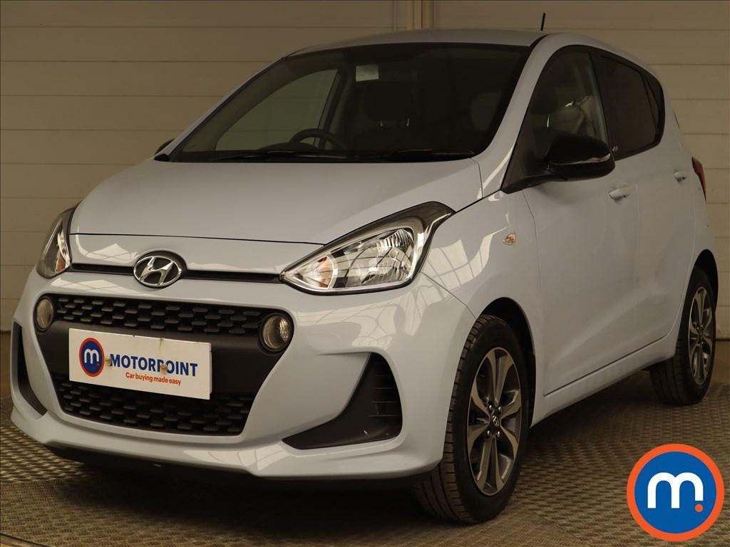 Hyundai I10 1.0 Play 5dr - Stock Number 1191019 Passenger side front corner