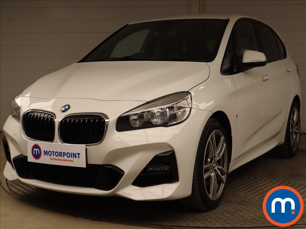 BMW 2 Series 220i M Sport 5dr DCT - Stock Number 1193336 Passenger side front corner
