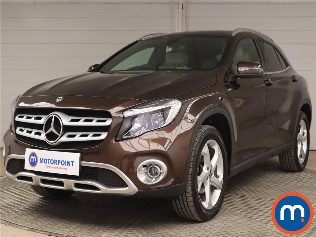 Mercedes-Benz GLA GLA 200 Sport 5dr - Stock Number 1190494 Passenger side front corner