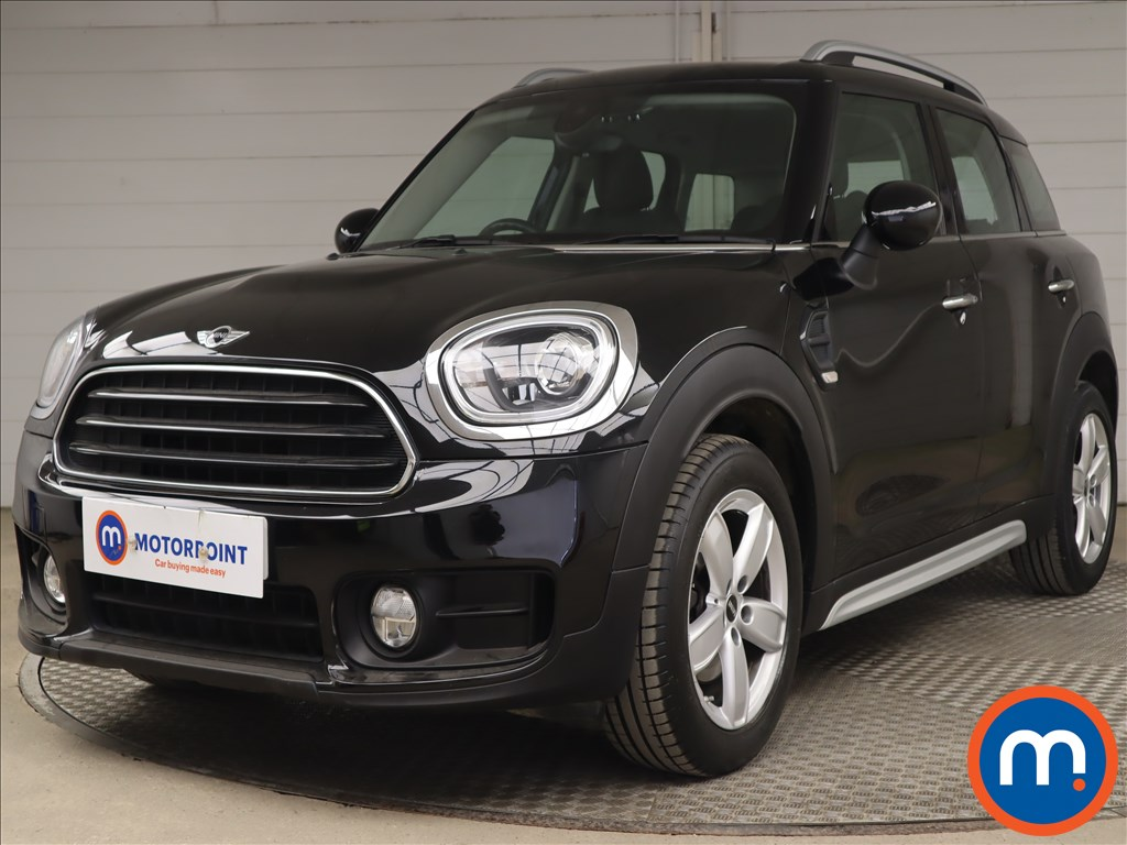 Mini Countryman 2.0 Cooper D 5dr Auto [Chili Pack] - Stock Number 1192768 Passenger side front corner