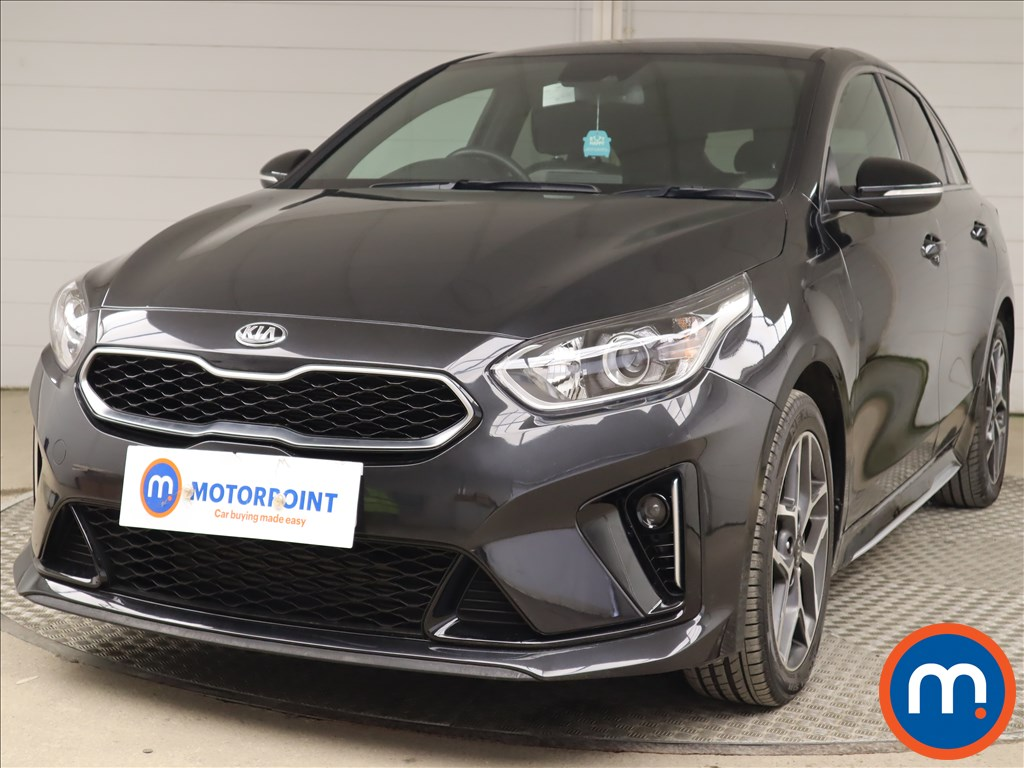 KIA Pro Ceed 1.4T GDi ISG GT-Line 5dr DCT - Stock Number 1172564 Passenger side front corner