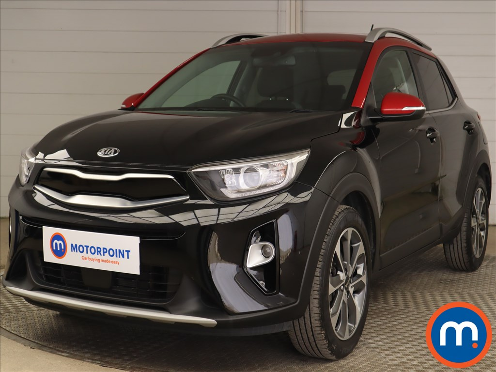 KIA Stonic 1.0T GDi First Edition 5dr - Stock Number 1195924 Passenger side front corner