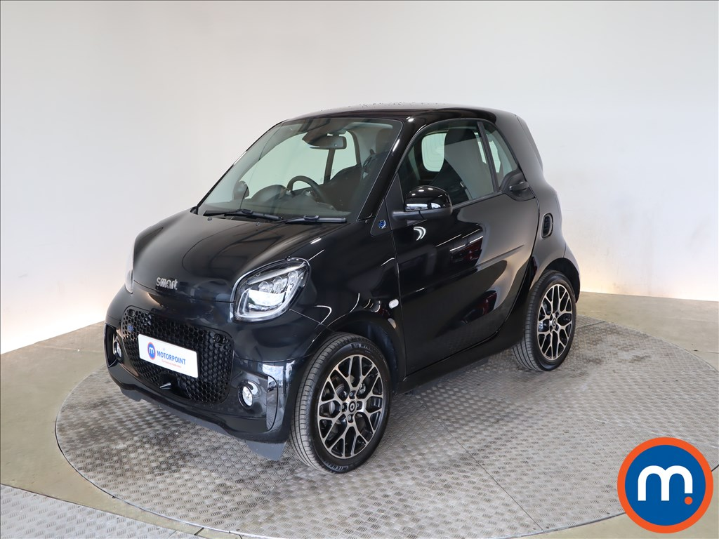 Smart Fortwo Coupe 60kW EQ Exclusive 17kWh 2dr Auto [22kWCh] - Stock Number 1196425 Passenger side front corner