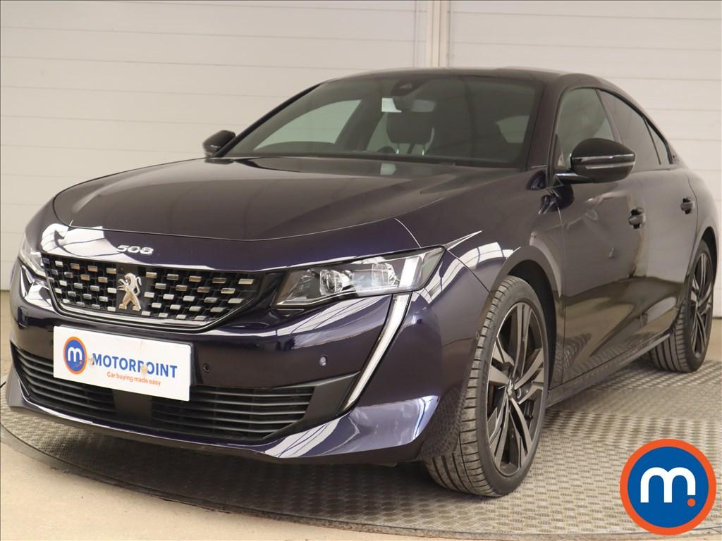 Peugeot 508 2.0 BlueHDi 180 First Edition 5dr EAT8 - Stock Number 1190365 Passenger side front corner