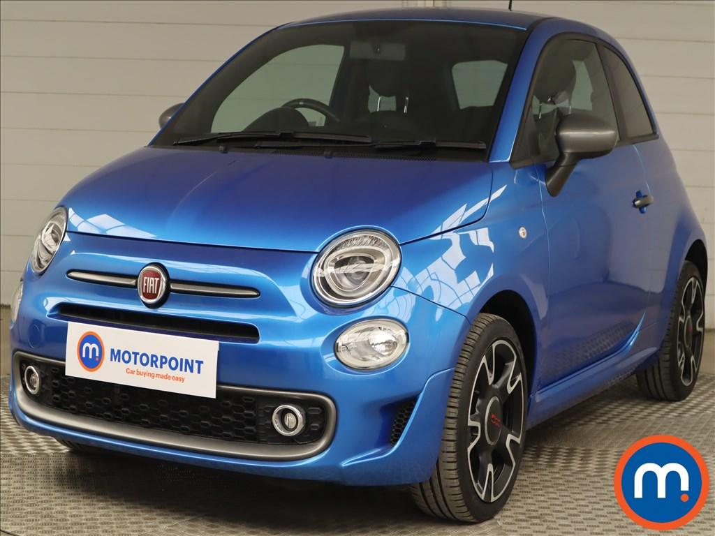 Fiat 500 1.2 S 3dr Dualogic - Stock Number 1196825 Passenger side front corner