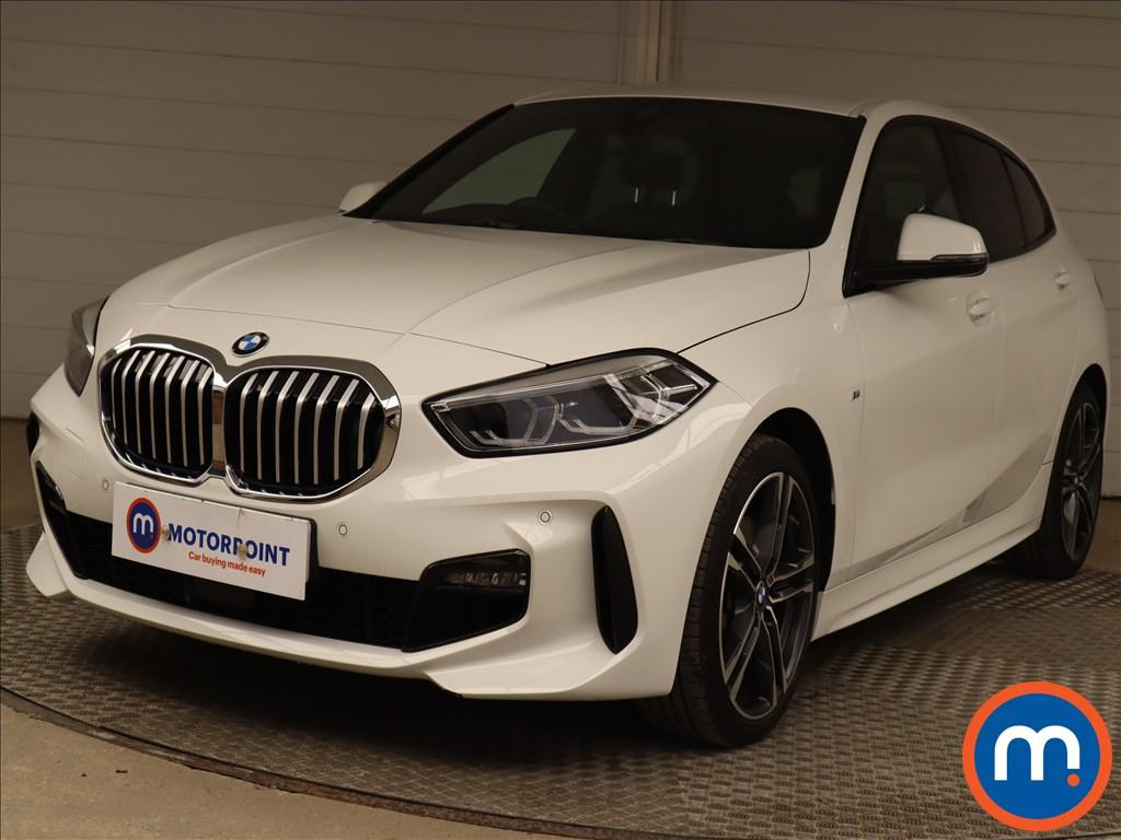 BMW 1 Series 118i M Sport 5dr Step Auto - Stock Number 1194264 Passenger side front corner