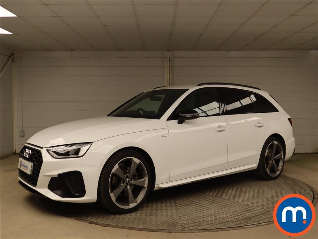 Audi A4 35 TDI Black Edition 5dr S Tronic - Stock Number 1188081 Passenger side front corner