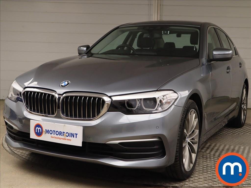 BMW 5 Series 540i xDrive SE 4dr Auto - Stock Number 1198748 Passenger side front corner