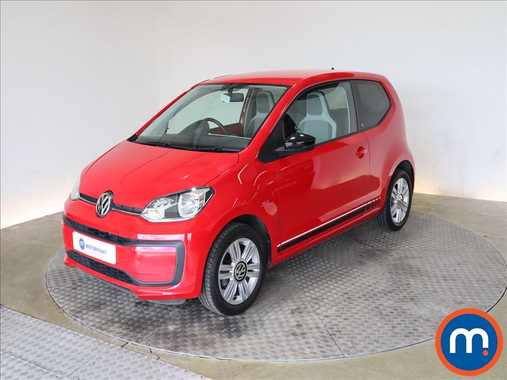Volkswagen UP 1.0 Up Beats 3dr - Stock Number 1192158 Passenger side front corner