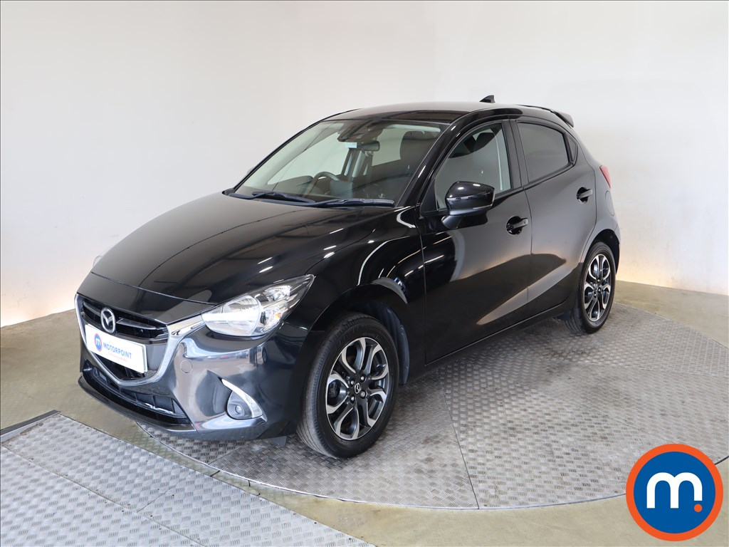 Mazda 2 1.5 Sport Nav-Plus 5dr - Stock Number 1198804 Passenger side front corner