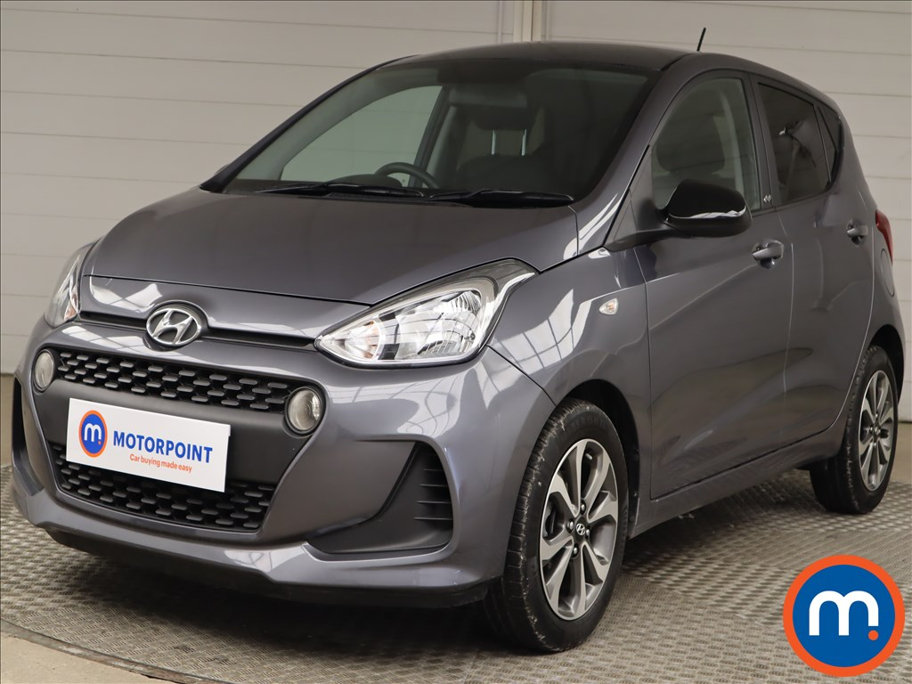 Hyundai I10 1.0 Play 5dr - Stock Number 1191023 Passenger side front corner