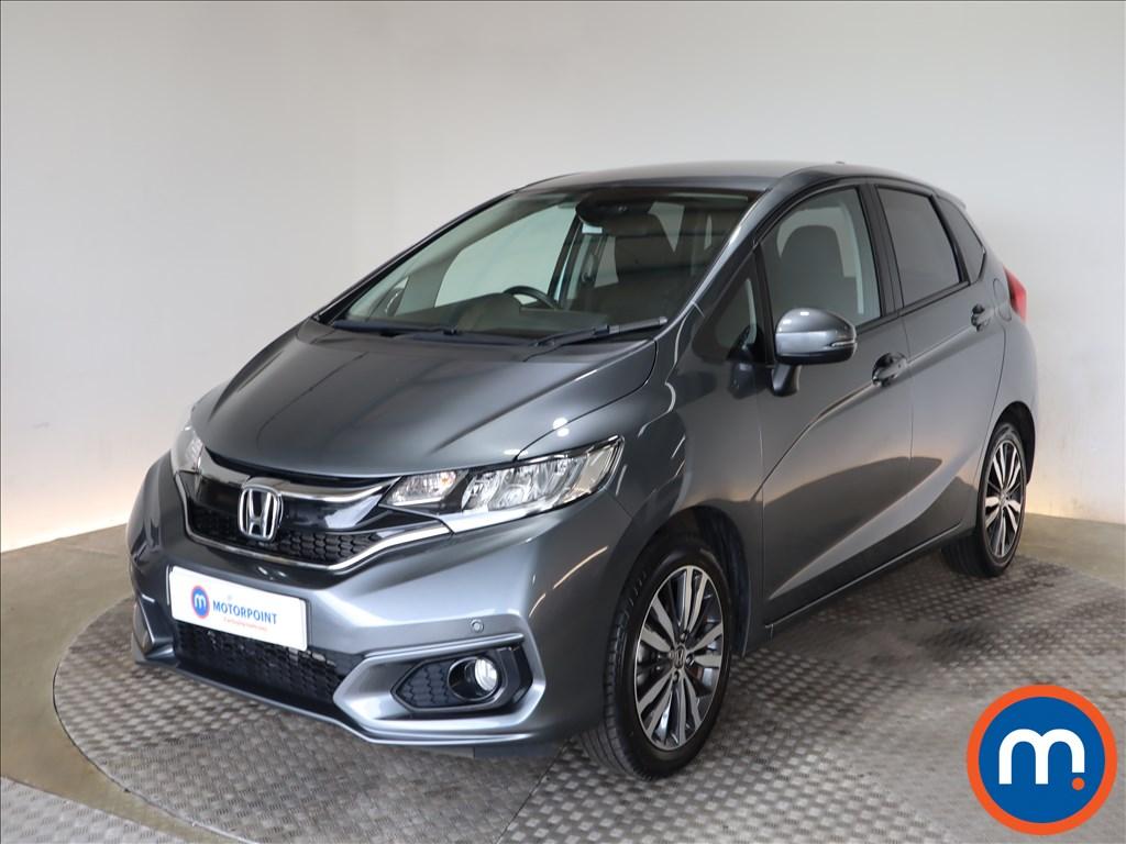Honda Jazz 1.3 i-VTEC EX 5dr CVT - Stock Number 1199733 Passenger side front corner