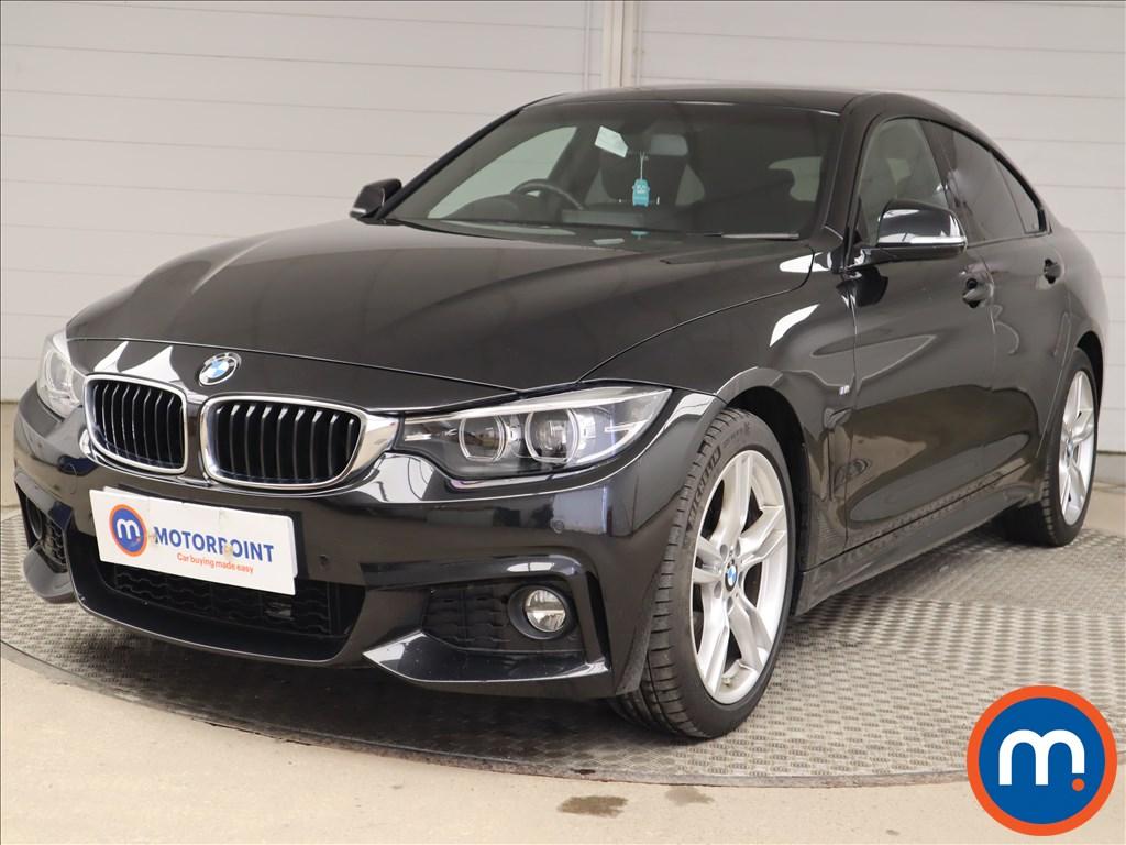 BMW 4 Series 420i M Sport 5dr Auto [Professional Media] - Stock Number 1197552 Passenger side front corner