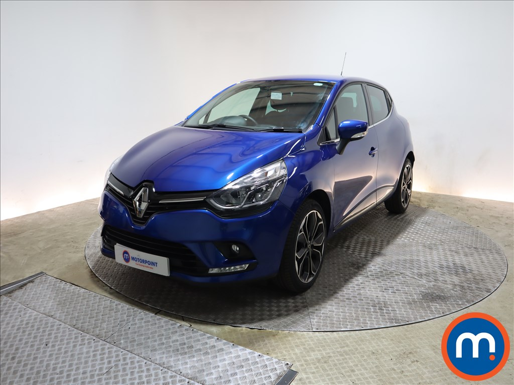 Renault Clio 0.9 TCE 90 Iconic 5dr - Stock Number 1188733 Passenger side front corner