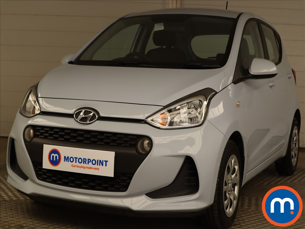 Hyundai I10 1.2 SE 5dr Auto - Stock Number 1196295 Passenger side front corner