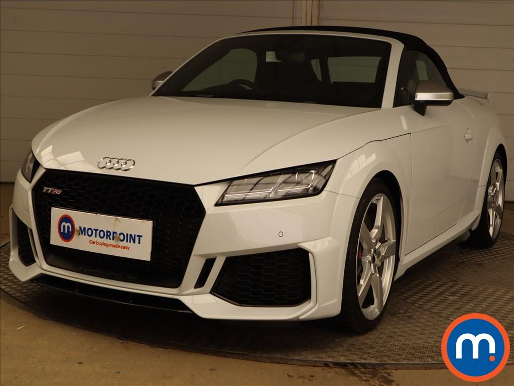Audi TT TT RS TFSI Quattro 2dr S Tronic - Stock Number 1202896 Passenger side front corner