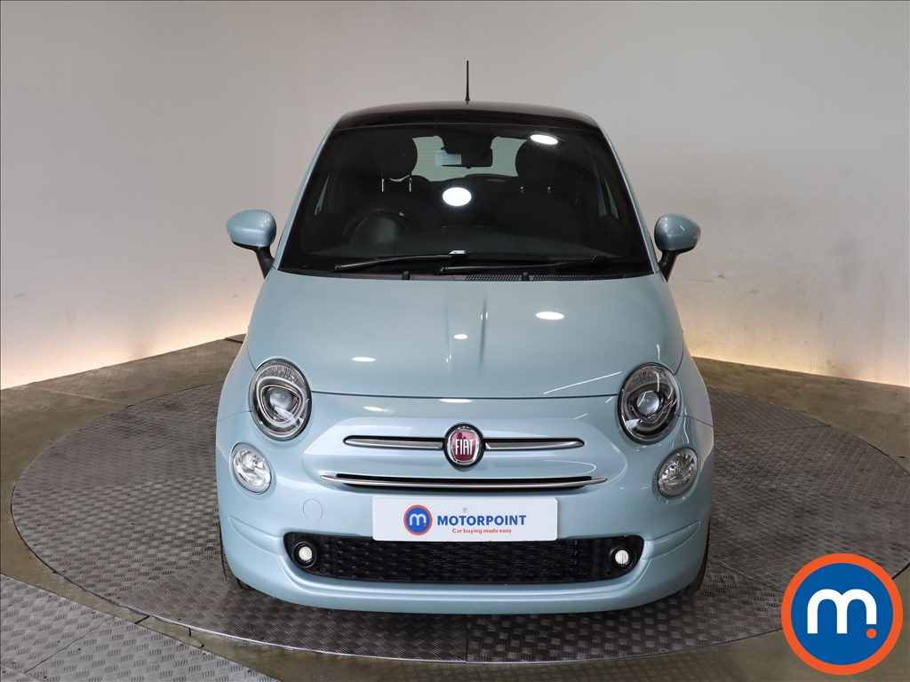 Fiat 500 1.0 Mild Hybrid Launch Edition 3dr - Stock Number 1197981 Passenger side front corner