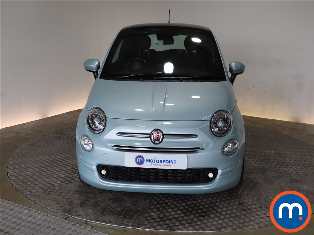 Fiat 500 1.0 Mild Hybrid Launch Edition 3dr - Stock Number 1198498 Passenger side front corner