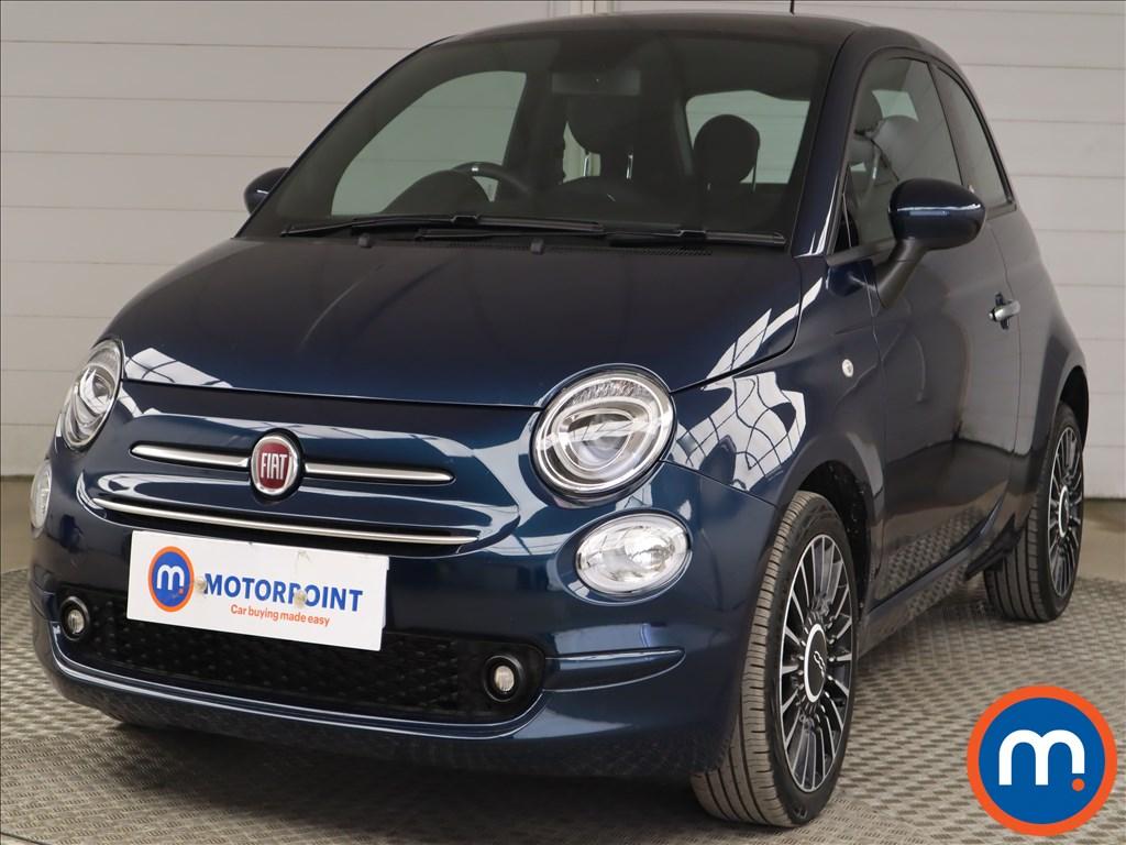 Fiat 500 1.0 Mild Hybrid Launch Edition 3dr - Stock Number 1199769 Passenger side front corner