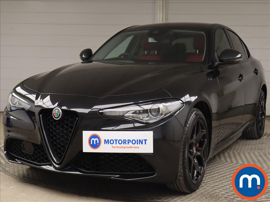 Alfa Romeo Giulia 2.0 TB Nero Edizione 4dr Auto - Stock Number 1201161 Passenger side front corner