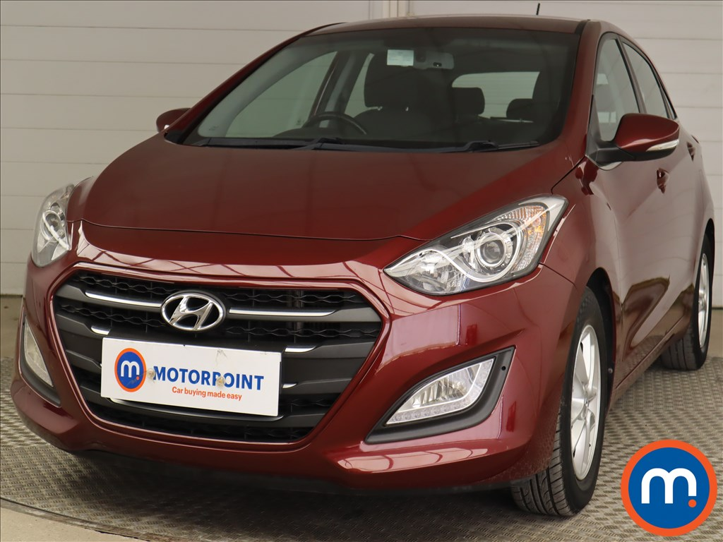 Hyundai I30 1.6 CRDi Blue Drive SE Nav 5dr - Stock Number 1202347 Passenger side front corner