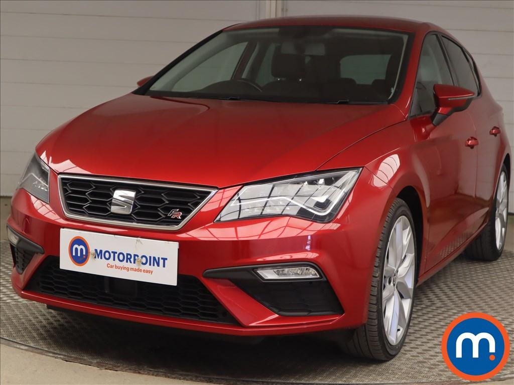 Seat Leon 1.4 EcoTSI 150 FR Technology 5dr DSG - Stock Number 1202979 Passenger side front corner