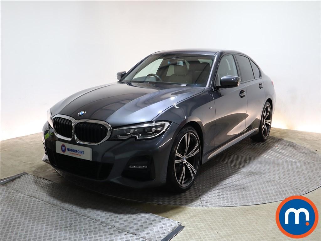 BMW 3 Series 320i M Sport 4dr Step Auto - Stock Number 1202480 Passenger side front corner