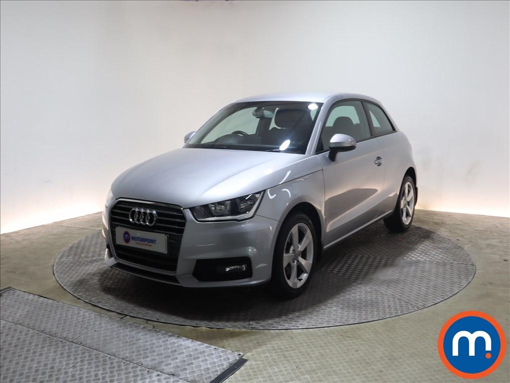 Audi A1 1.4 TFSI Sport 3dr - Stock Number 1201028 Passenger side front corner