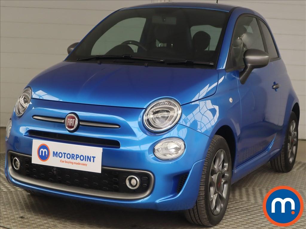 Fiat 500 1.2 S 3dr - Stock Number 1198786 Passenger side front corner