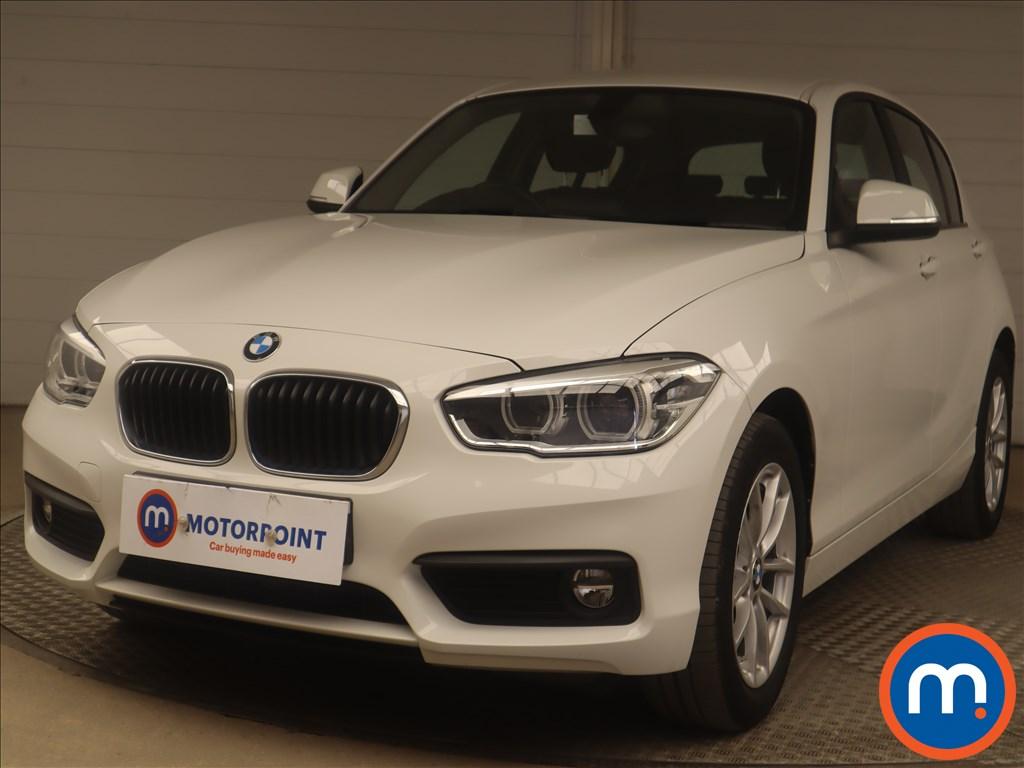 BMW 1 Series 116d SE Business 5dr [Nav-Servotronic] - Stock Number 1202611 Passenger side front corner