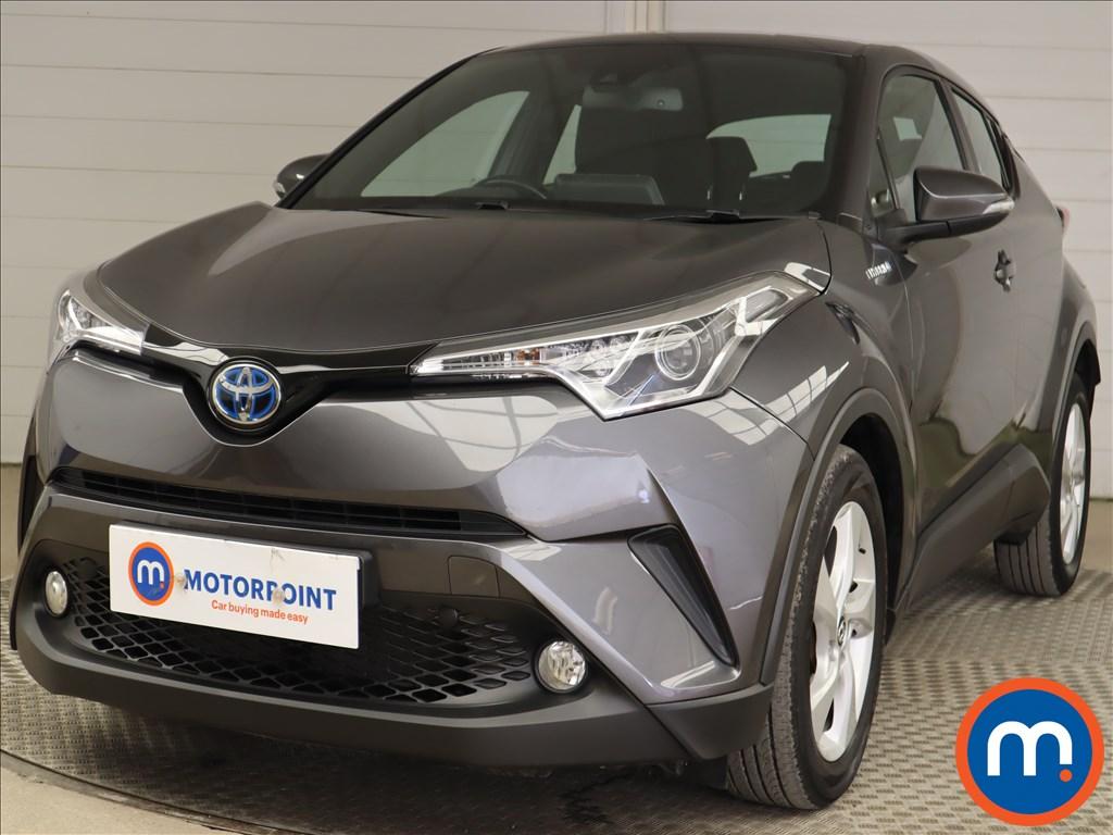 Toyota C-Hr 1.8 Hybrid Icon 5dr CVT - Stock Number 1200507 Passenger side front corner