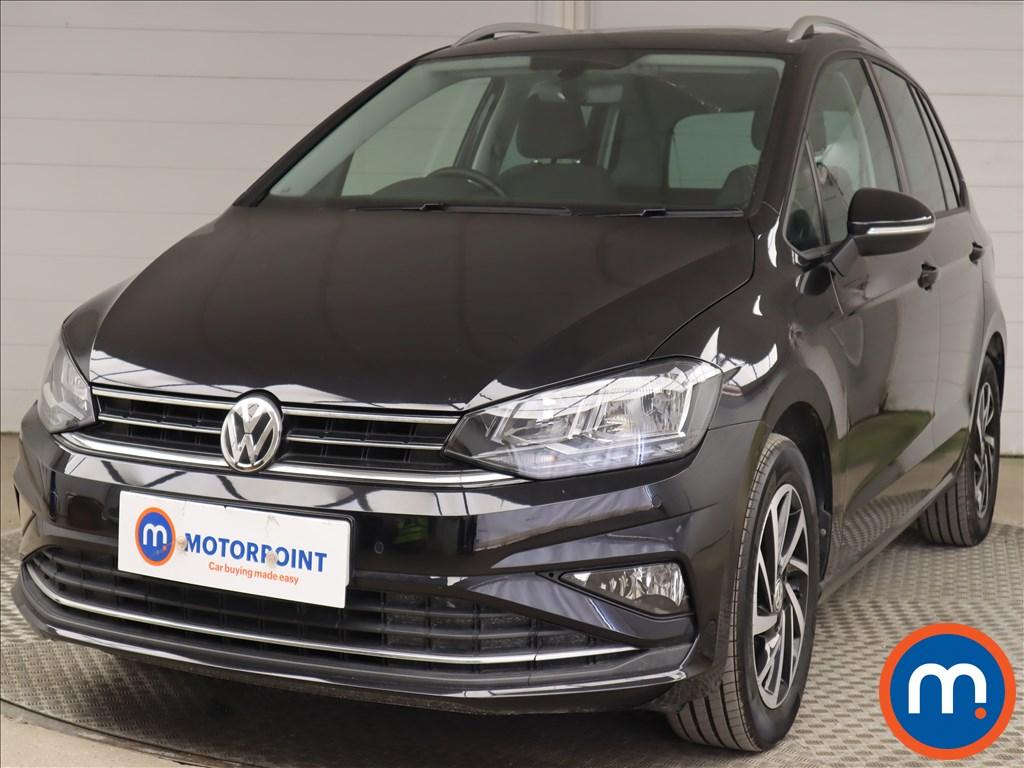 Volkswagen Golf Sv 1.6 TDI 115 Match 5dr - Stock Number 1201158 Passenger side front corner
