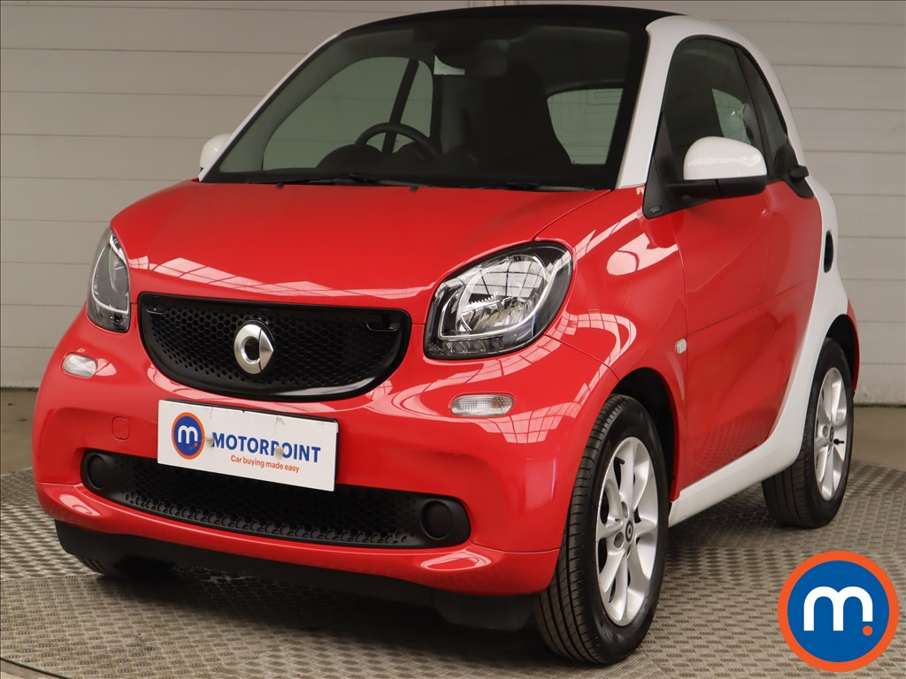 Smart Fortwo Coupe 1.0 Passion 2dr Auto - Stock Number 1203015 Passenger side front corner